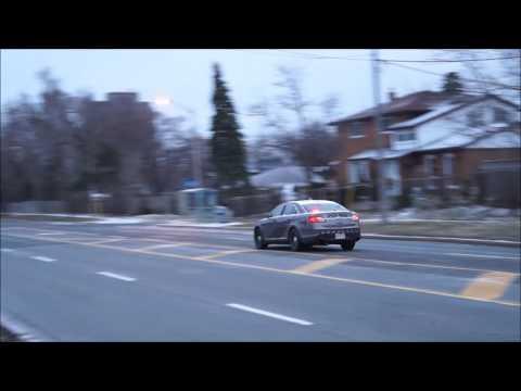 Toronto Police Stealth Unit 2380 Responding