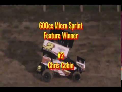 Micro Sprints PIR 9 16 16