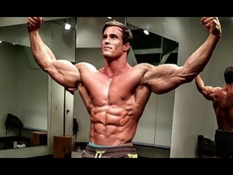 Calum Von Moger - International Chest & Arms Day Part 1