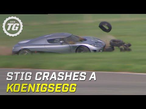 Ferrari FXX | Stig fährt auf Zeit | Top Gear | Staffel 13 | BBC