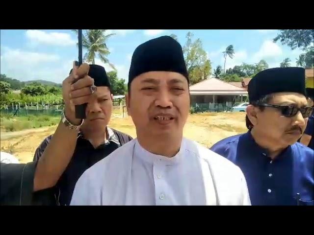Belangsungkawa Paksu Man : Ucapan Mohd Hafiz Jamil, Setiausaha Agong PSSCM