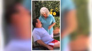 Cold Water Challenge with Paula Deen | Hoffman Media
