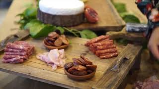 How To Make A Grazing Table