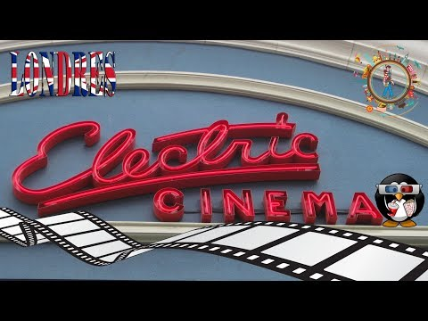 Electric Cinema en Portobello Road Londres