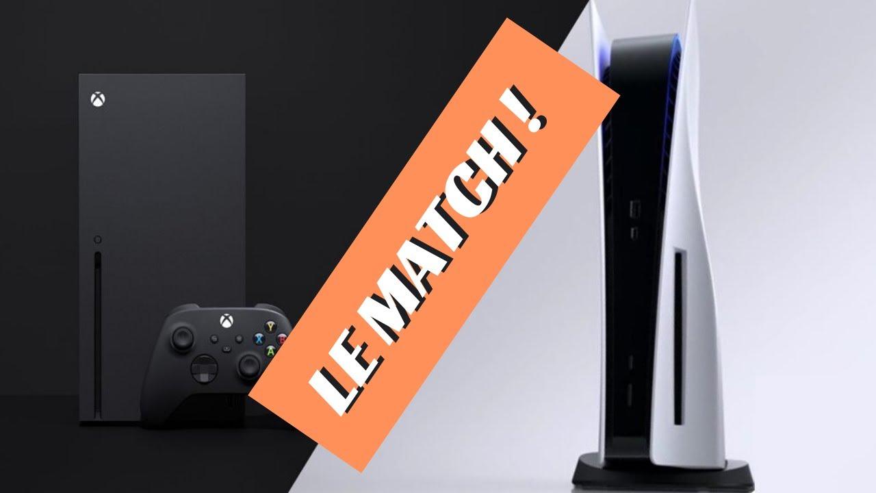 MATCH PS5 / XBOX SERIES X & S - ET MAINTENANT ?!