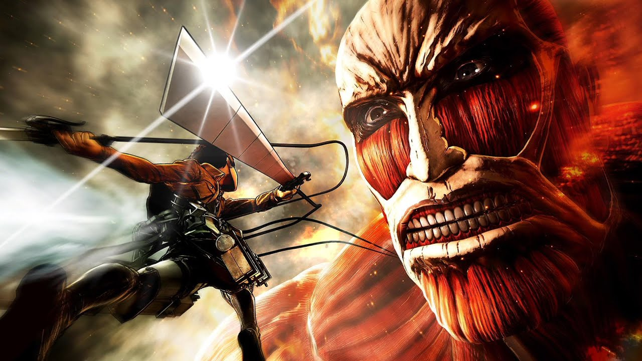 First Play: Attack on Titan