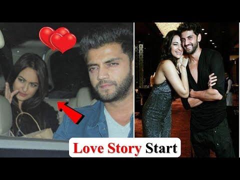 Bollywood Actress Sonakshi Sinha Is Dating Zaheer Iqbal !!