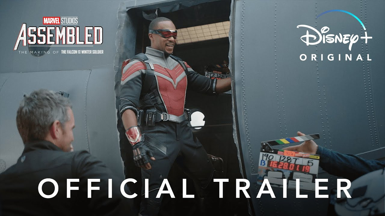 """ASSEMBLED: THE MAKING OF 'THE FALCON AND THE WINTER SOLDIER"""