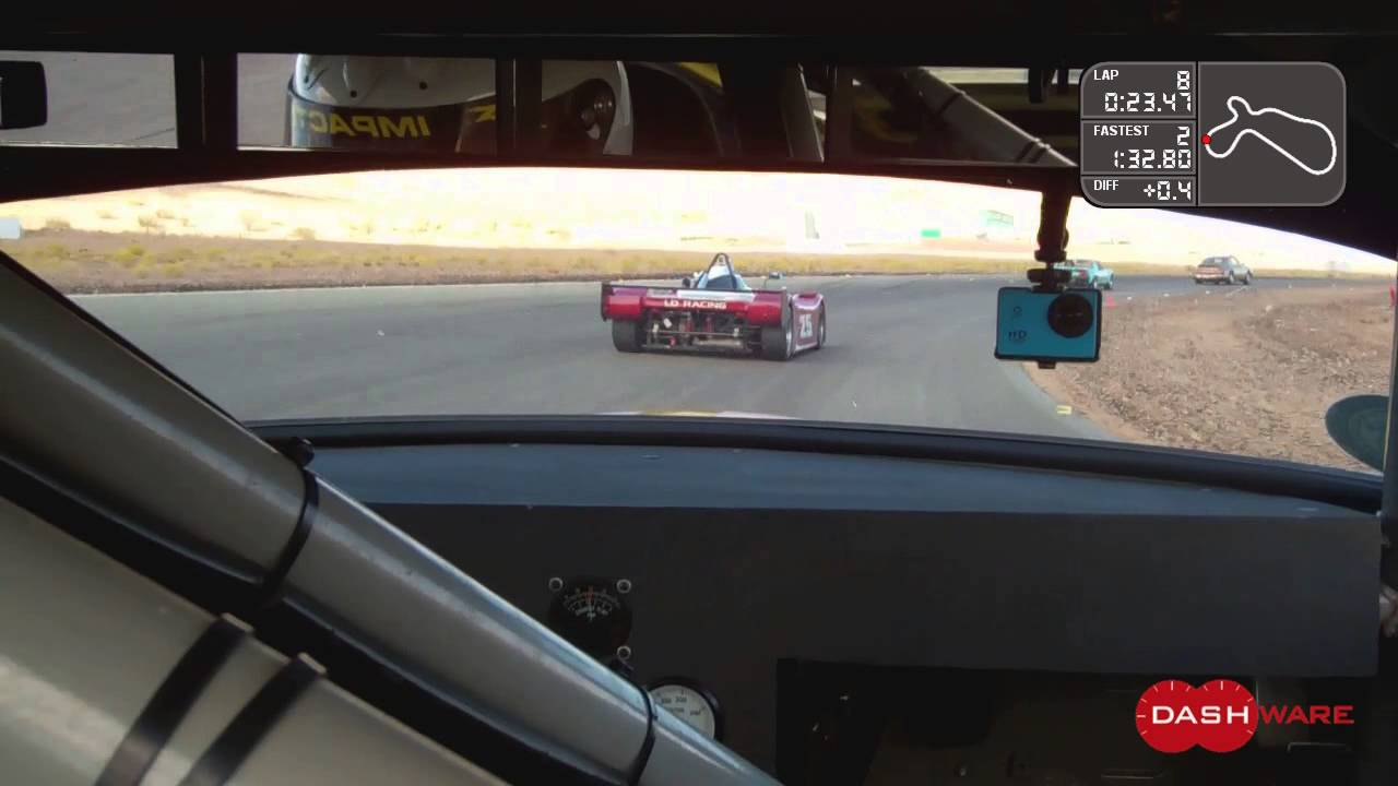 Vintage Auto Racing Association Big Bore Bash 2014 Flag Race Group ...