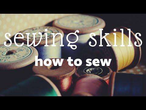 YR 7 RBC - TECH - How to sew