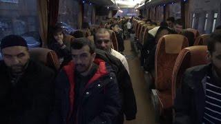 Belçika Anwers'ten Wiesbaden'e 'Kutlu' yolculuk