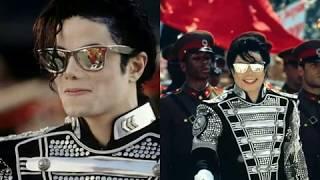Майкл Джексон  Сценические костюмы.