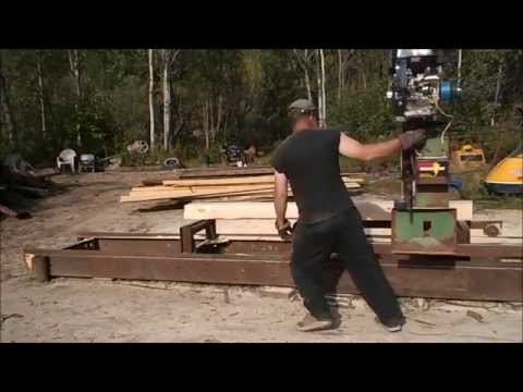 Siding For Your Home, Cheap And Easy, From Log To Building