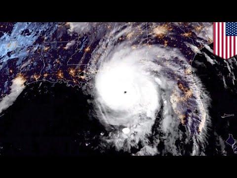 Hurricane Michael moves inland across southeast - TomoNews