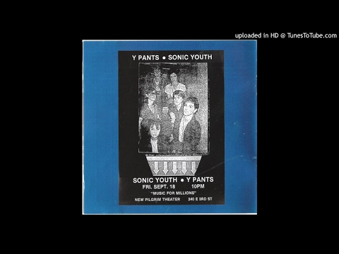 Sonic Youth - Where The Red Fern Grows (live) mp3