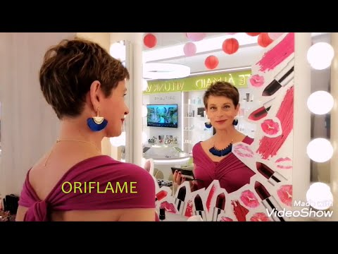 Oriflame Unboxing Calm Blue Tassel Calm Beach Energy 2019 C10 katalógus from YouTube · Duration:  2 minutes 41 seconds