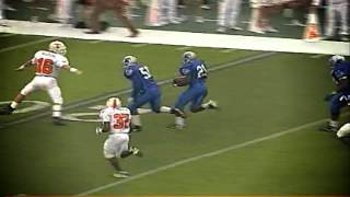 Great Moments in Memphis History: 1996 Memphis vs. Tennessee