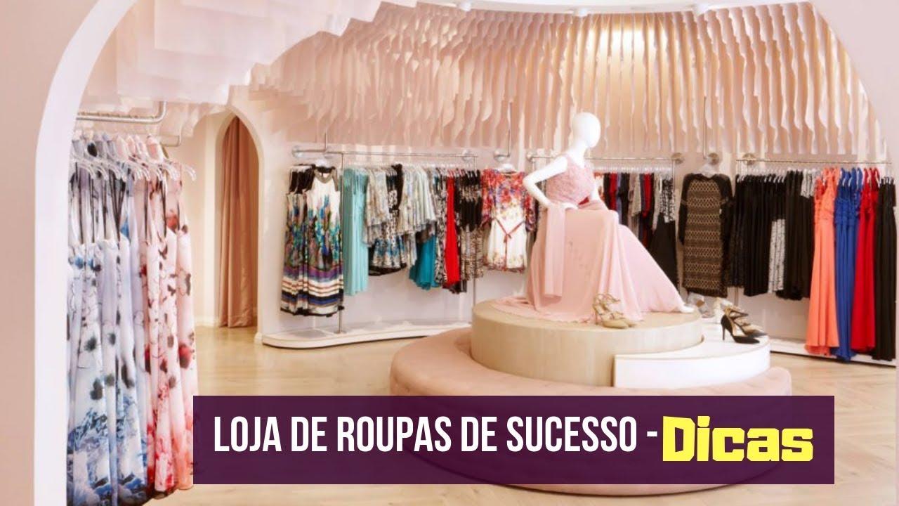 0d88d7785 Como Montar Uma Loja De Roupas em 2019/6 Super Dicas Para Montar Loja de  Roupas e Ter Sucesso 2019