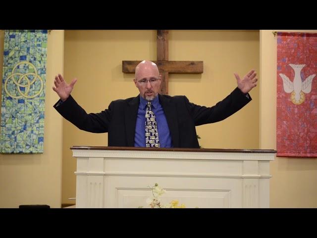 Calvary Baptist Church sermon 6/14