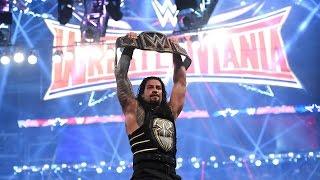 wwe wrestlemania 32 2016 review recap new wwe world heavyweight champion future of wwe