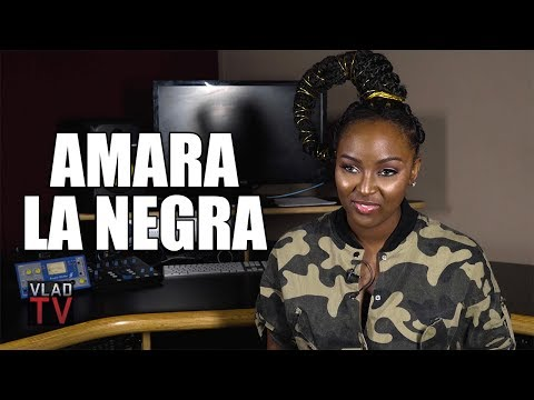 """Amara La Negra on Being Discouraged to Date Black Men to """"Better the Race"""" (Part 3)"""