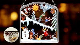 Нюрнберг. Рождественская ярмарка 🍅 Мировой рынок 🌏 Моя Планета(Добро пожаловать в пропахший мёдом и корицей рождественский Нюрнберг. Подпишись на