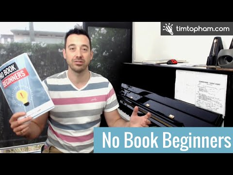 No Book Beginners: A Piano Teaching Success Story - Creative