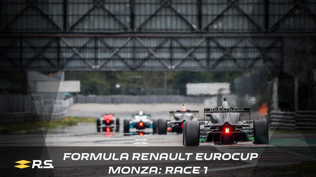 2020 Formula Renault Eurocup - Monza - Race 1 Live