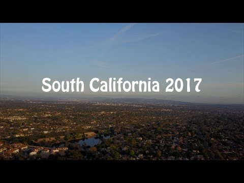South California Trip 2017