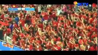 Higlights Indonesia U23 vs Vietnam U23 Sea Games 2015 (15/06/2015)