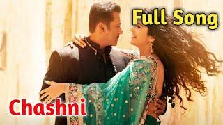 Full Song Chashni Female Version Vishal Shekhar Neha Bhasin Bharat Chashni Female Version Full Song 