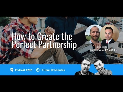 How to Create the Perfect Partnership with Tim and Jay