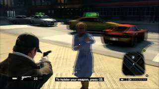 video test Watch Dogs xbox 360