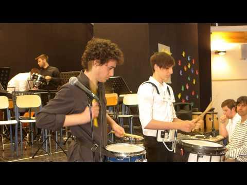 Intermezzo di percussioni
