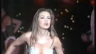 Thalía - Mujer Latina (Remix) Noche De Fiesta (España) 1998