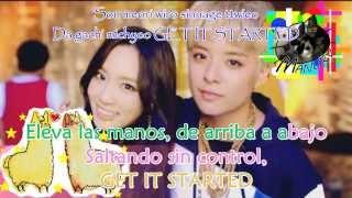 287. SHAKE THAT BRASS - 엠버 (AMBER) Feat. 태연 (소녀시대) cover español