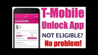 How To Unlock T Mobile's Device Unlock App For Samsung Galaxy S8