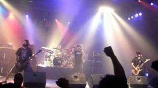 Hatebreed in Manila (November 6, 2010) - Live For This