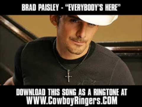 Brad Paisley - Everybody's Here [ New Video + Lyrics + Download ]