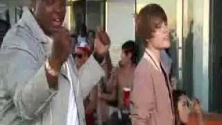 "Backstage video ""Eenie meenie"" Justin Bieber.. (2).mpeg"