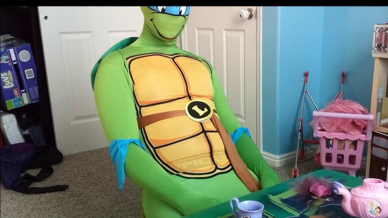 Criticism adult ninja turtle costume
