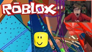 In today's ROBLOX video I play Mega Marble Run Pit!! HUGE thanks fo...