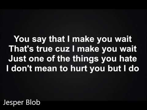 Cher Lloyd - Just Be Mine - Lyrics Video