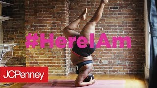 Here I Am: Plus Size Athletes Fit at Any Size | JCPenney
