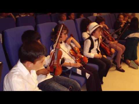 Conoce el Conservatorio Municipal Ataulfo Argenta
