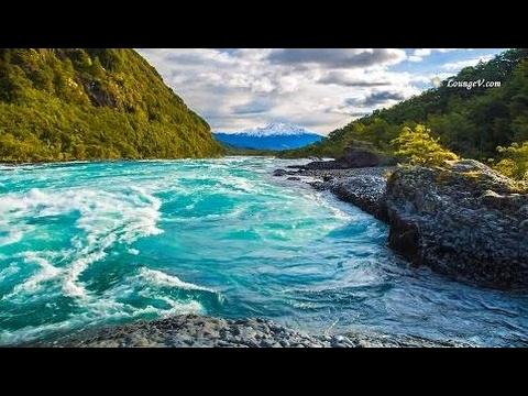 Petrohué River - Calbuco Volcano, Los Lagos, Chile l Sen Vàng VTV