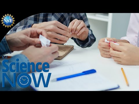 Origami-inspired medical devices-NSF Science Now 42