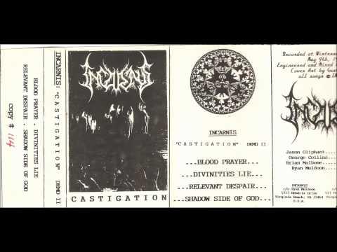 INCARNIS- Castigation Demo II 1992[FULL DEMO]