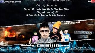 "Galante Ft Randy ""Chikilla Loka"" Con Letra New Reggaeton 2012"