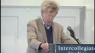 Roger Scruton - On Consumerism, Community and Capitalism; Röpke's Humane Economics
